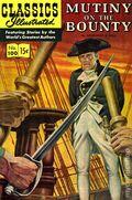 Classics Illustrated 100 Mutiny on the Bounty (1952) 8