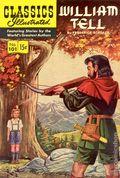 Classics Illustrated 101 William Tell (1952) 1