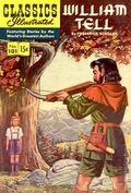 Classics Illustrated 101 William Tell (1952) 2