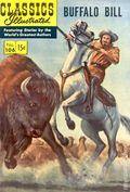 Classics Illustrated 106 Buffalo Bill (1953) 1
