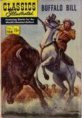 Classics Illustrated 106 Buffalo Bill (1953) 2