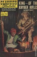 Classics Illustrated 107 King of the Khyber Rifles (1953) 7