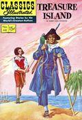 Classics Illustrated 064 Treasure Island (1949) 4