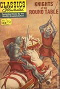 Classics Illustrated 108 Knights of the Round Table (1953) 5