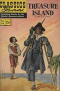 Classics Illustrated 064 Treasure Island (1949) 10