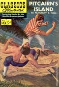 Classics Illustrated 109 Pitcairn's Island (1953) 1