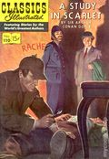 Classics Illustrated 110 A Study in Scarlet (1953) 1
