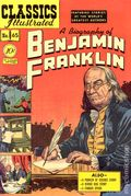 Classics Illustrated 065 Benjamin Franklin (1949) 1