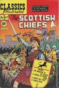 Classics Illustrated 067 The Scottish Chiefs (1950) 3