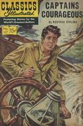 Classics Illustrated 117 Captains Courageous (1954) 2