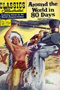 Classics Illustrated 069 Around the World in 80 Days (1950) 8