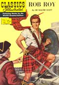 Classics Illustrated 118 Rob Roy (1954) 1