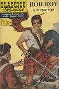 Classics Illustrated 118 Rob Roy (1954) 2