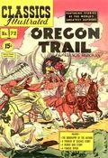 Classics Illustrated 072 The Oregon Trail (1950) 3
