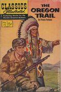 Classics Illustrated 072 The Oregon Trail (1950) 8