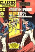 Classics Illustrated 074 Mr. Midshipman Easy (1950) 1