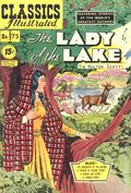 Classics Illustrated 075 The Lady of the Lake (1950) 3