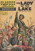 Classics Illustrated 075 The Lady of the Lake (1950) 5