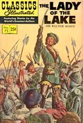 Classics Illustrated 075 The Lady of the Lake (1950) 9