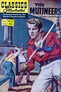 Classics Illustrated 122 The Mutineers (1954) 7