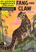 Classics Illustrated 123 Fang and Claw (1954) 1