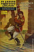 Classics Illustrated 076 The Prisoner of Zenda (1950) 6