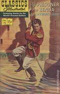 Classics Illustrated 076 The Prisoner of Zenda (1950) 8