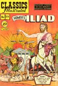 Classics Illustrated 077 The Iliad (1950) 1