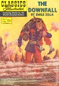 Classics Illustrated 126 The Downfall (1955) 1