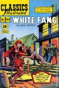 Classics Illustrated 080 White Fang (1951) 3