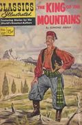 Classics Illustrated 127 The King of the Mountains (1955) 2