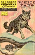 Classics Illustrated 080 White Fang (1951) 7