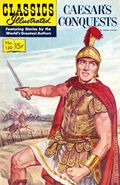 Classics Illustrated 130 Caesar's Conquests (1956) 4