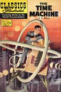 Classics Illustrated 133 The Time Machine (1956) 6