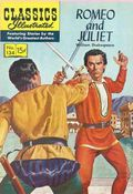 Classics Illustrated 134 Romeo and Juliet (1956) 3