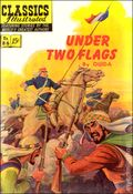 Classics Illustrated 086 Under Two Flags (1951) 1