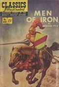 Classics Illustrated 088 Men of Iron (1951) 2