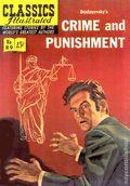 Classics Illustrated 089 Crime and Punishment (1951) 1