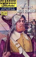 Classics Illustrated 092 The Courtship of Miles Standish 3