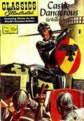 Classics Illustrated 141 Castle Dangerous (1957) 4