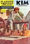 Classics Illustrated 143 Kim (1958) 1