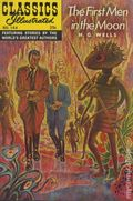 Classics Illustrated 144 The First Men in the Moon (1958) 7