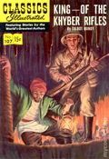 Classics Illustrated 107 King of the Khyber Rifles (1953) 1