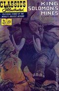 Classics Illustrated 097 King Solomon's Mines (1952) 6