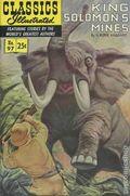 Classics Illustrated 097 King Solomon's Mines (1952) 8