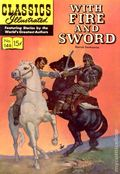 Classics Illustrated 146 With Fire and Sword (1958) 1