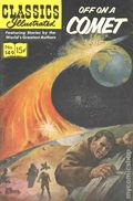 Classics Illustrated 149 Off on a Comet (1959) 3