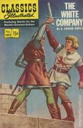 Classics Illustrated 102 The White Company (1952) 3