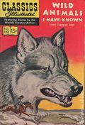Classics Illustrated 152 Wild Animals I Have Known (1959) 1
