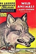 Classics Illustrated 152 Wild Animals I Have Known (1959) 3